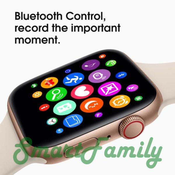возможности smart watch IWO 7