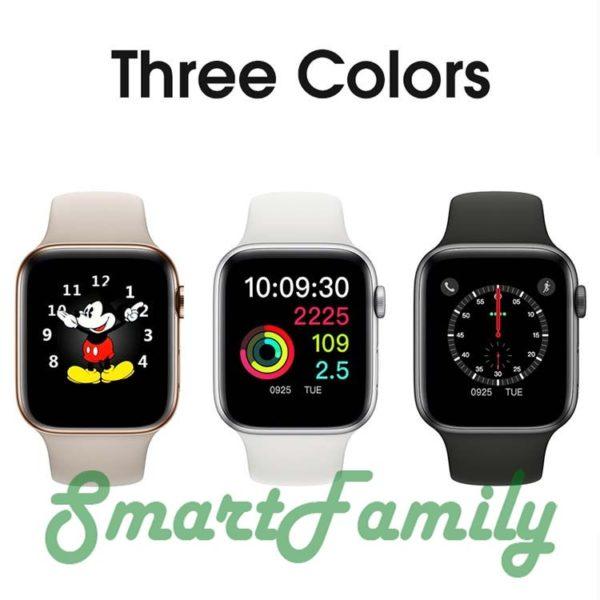 все цвета часы IWO 7
