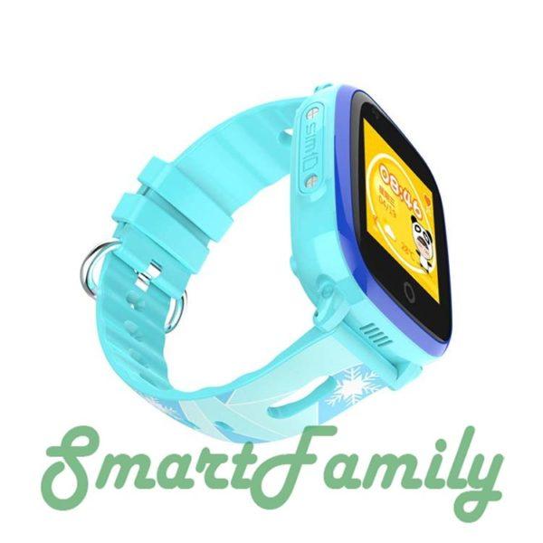 Smart baby watch DF33 синие