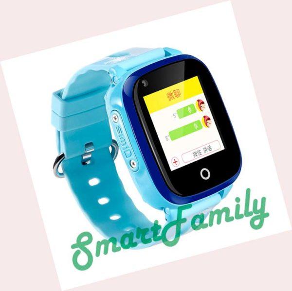 часы с 4G связью DF33
