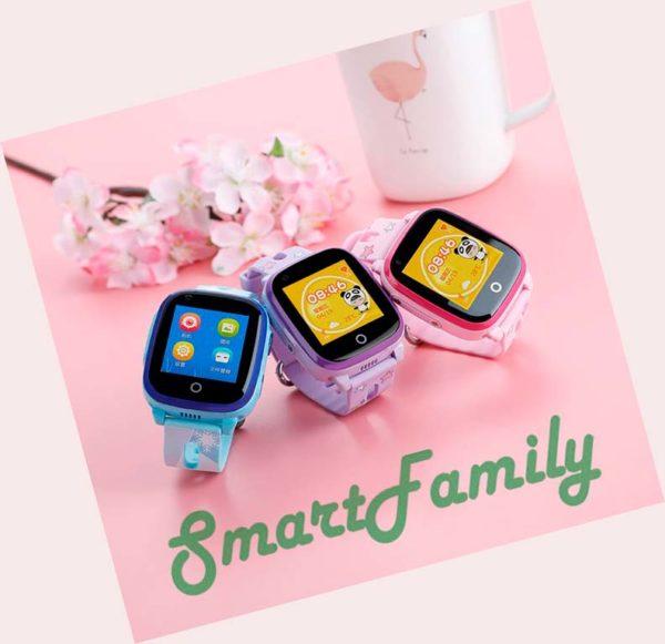 детские часы DF33 с 4G