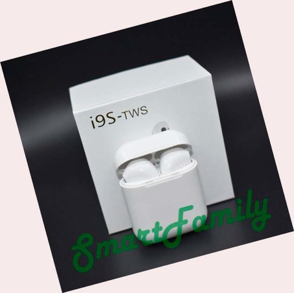 упаковка наушники i9S TWS