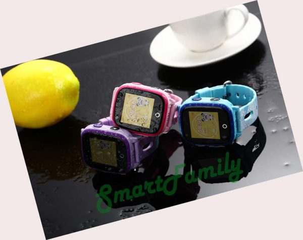 водонепроницаемые часы с видеозвонком