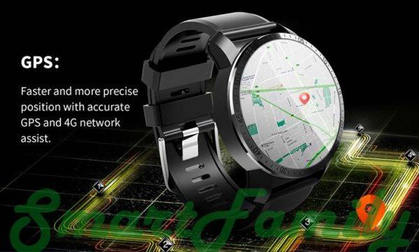 Kingwear KC09 навигация GPS
