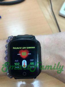 часы D200 измерение давления