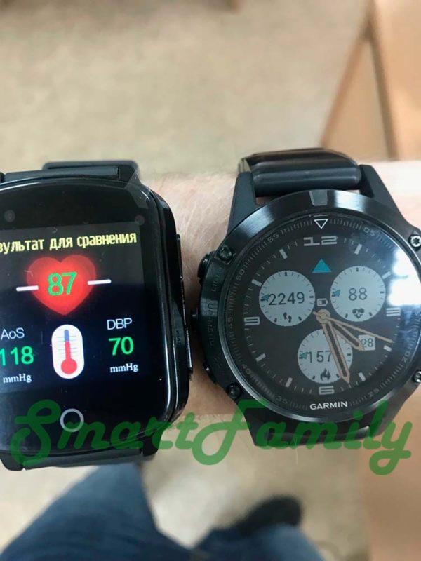 часы D200 сравнения с Garmin Fenix 5