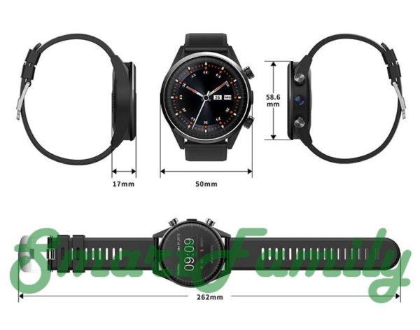 часы KC05 размеры