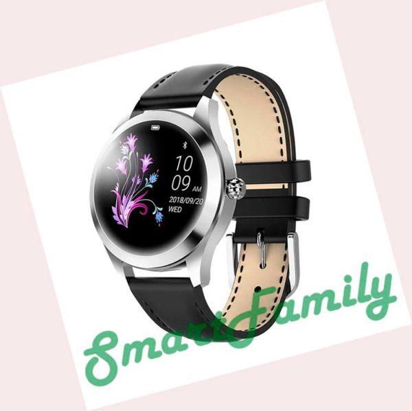 часы KW10 черные