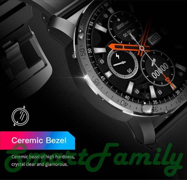 керамический безель часы KC09