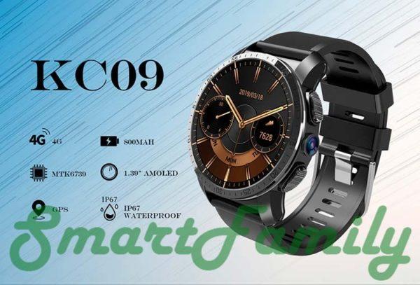 smart watch Kingwear KC09