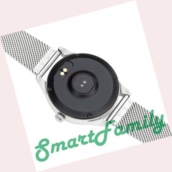 smart watch Kingwer KW10 серебро