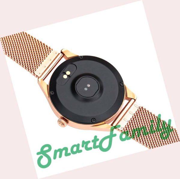 smart watch Kingwer KW10 золото (2)