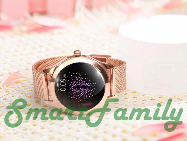 smart watch Kingwer KW10 золото
