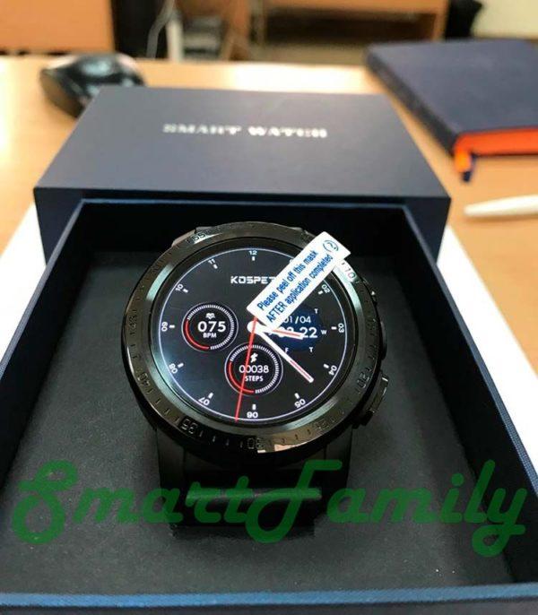 умные часы KC09
