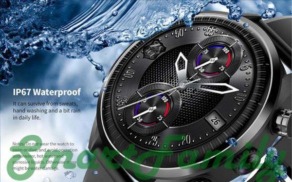 водонепроницаемость IP67 Kingwear KC05