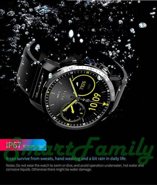 водонепроницаемые смарт часы KC09