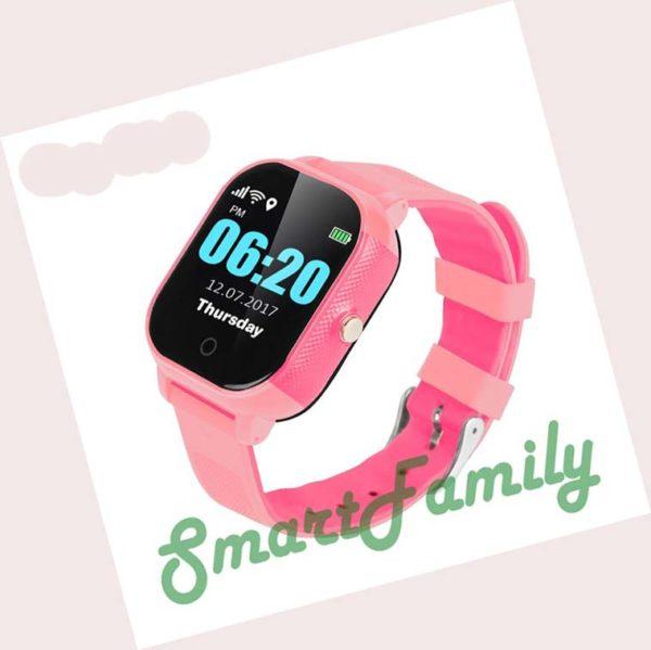 Smart baby watch FA23 розовые