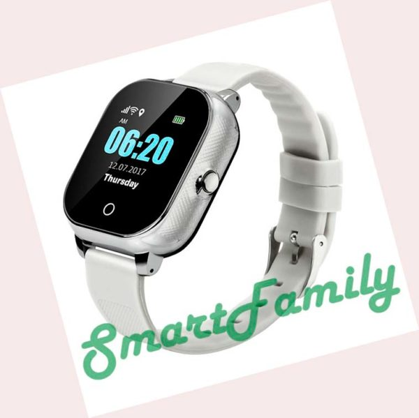 Smart baby watch FA23 серебрянные
