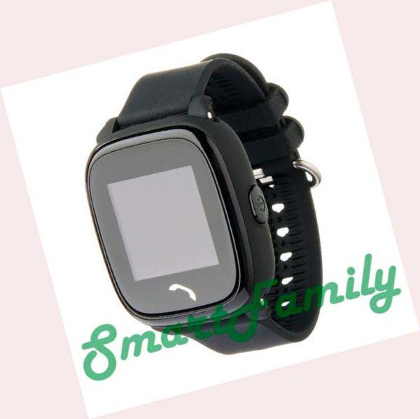 часы W9 черные