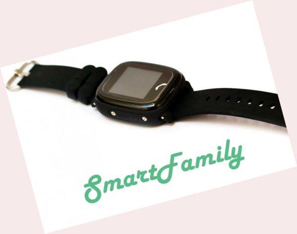 часы для детей GW400s черные
