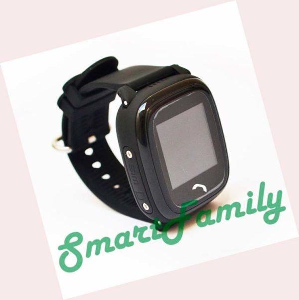 детские часы GW400s черные