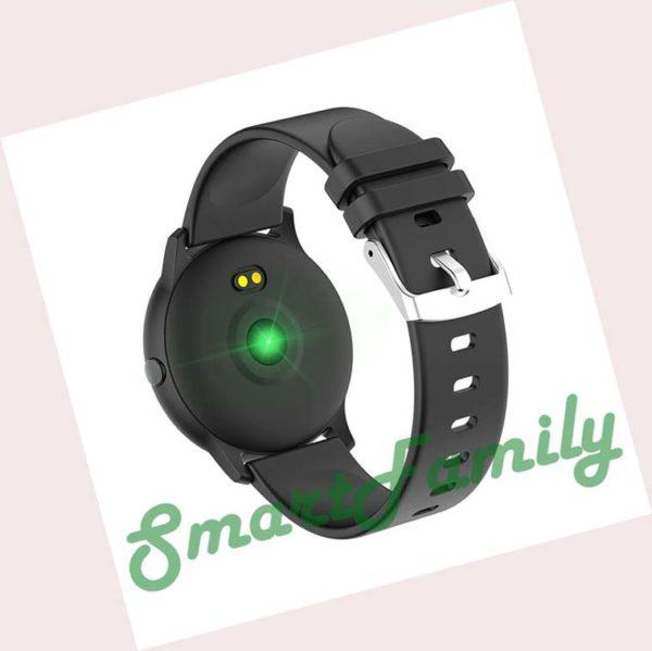 Model-KW19-SmartWatch-Bluetooth-Black