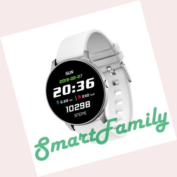 часы Kingwear KW19 белые