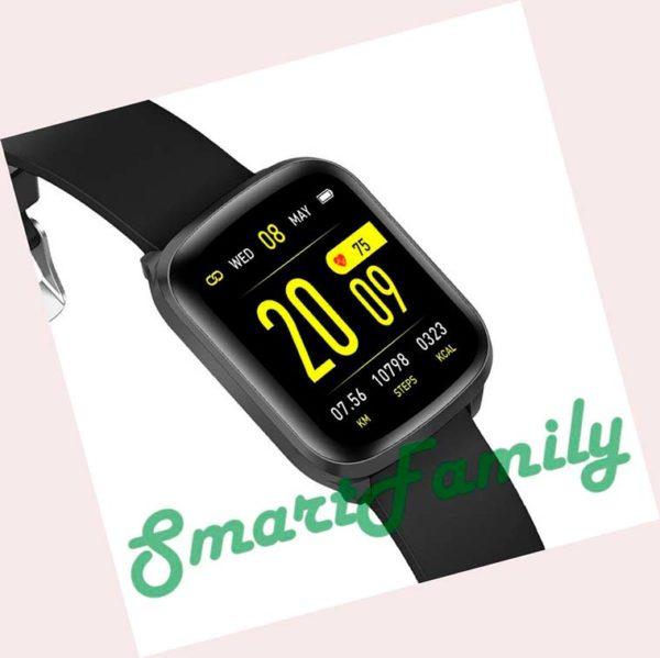 смарт часы часы Kingwear KW03