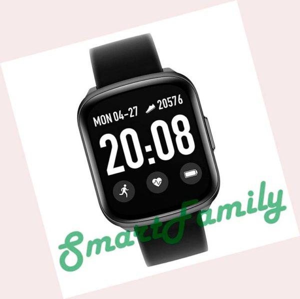 умные часы KW03