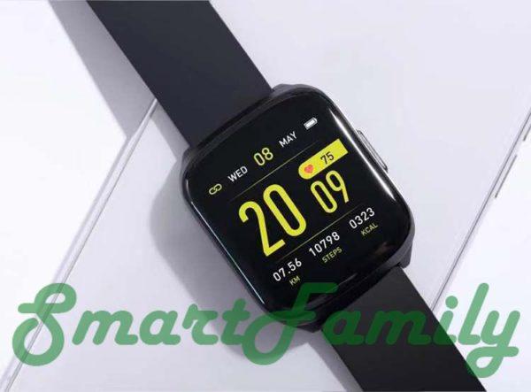 часы KW03 имидж черные