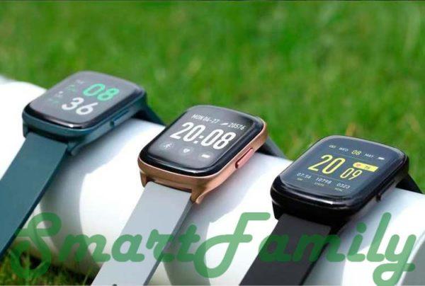 разные цвета часы KW03