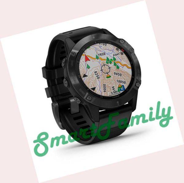 смарт часы Fenix 6 PRO
