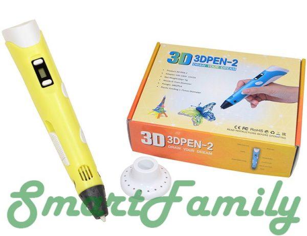 ручка 3D Pen-2 упаковка