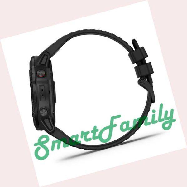 FENIX 6X Pro черный сбоку