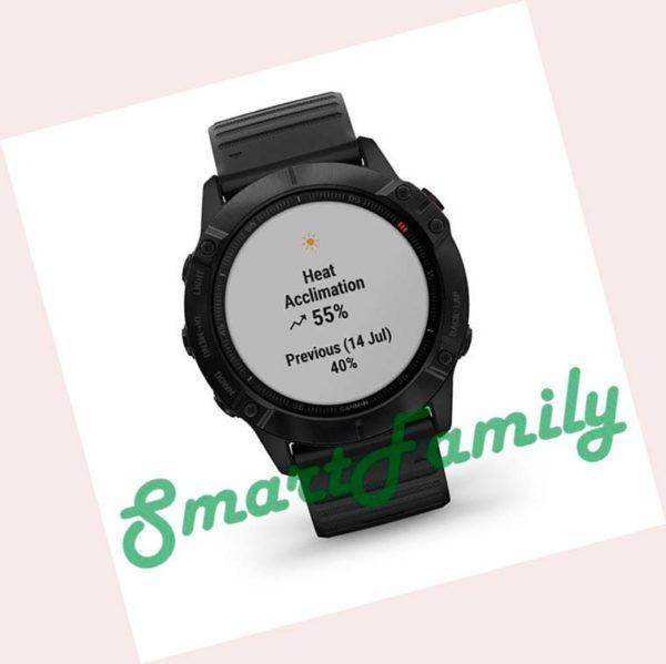 часы Гармин FENIX 6X Pro