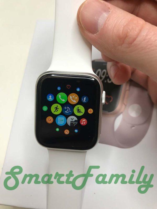 smart watch IWO 11 белые