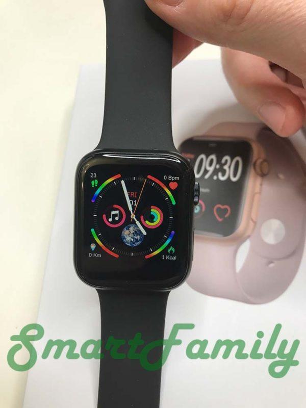 smart watch IWO 11 черные