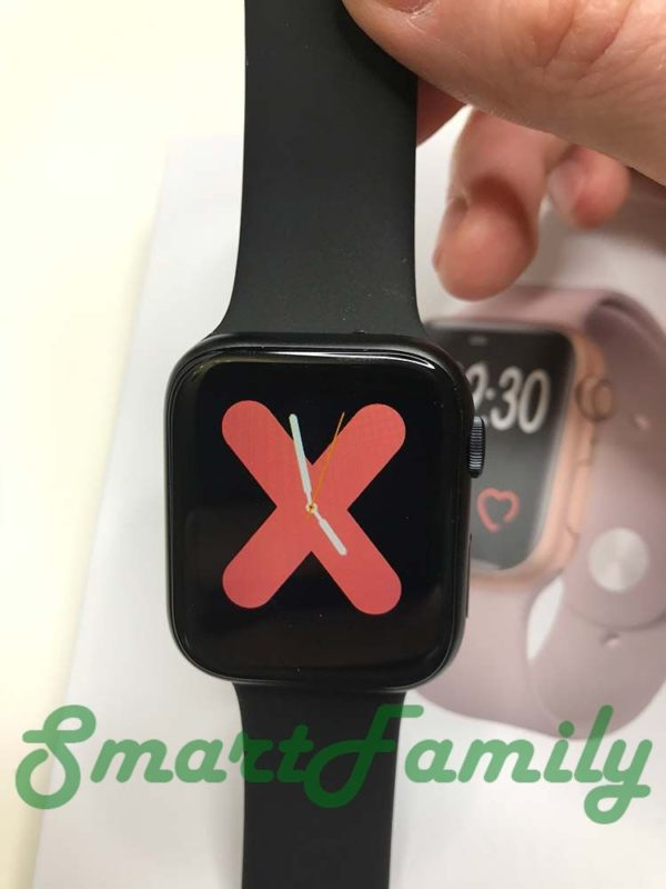 smart watch IWO 11 стиль X