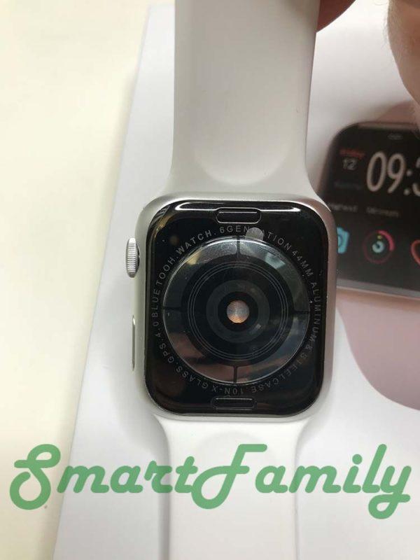 smart watch IWO 11 сзади