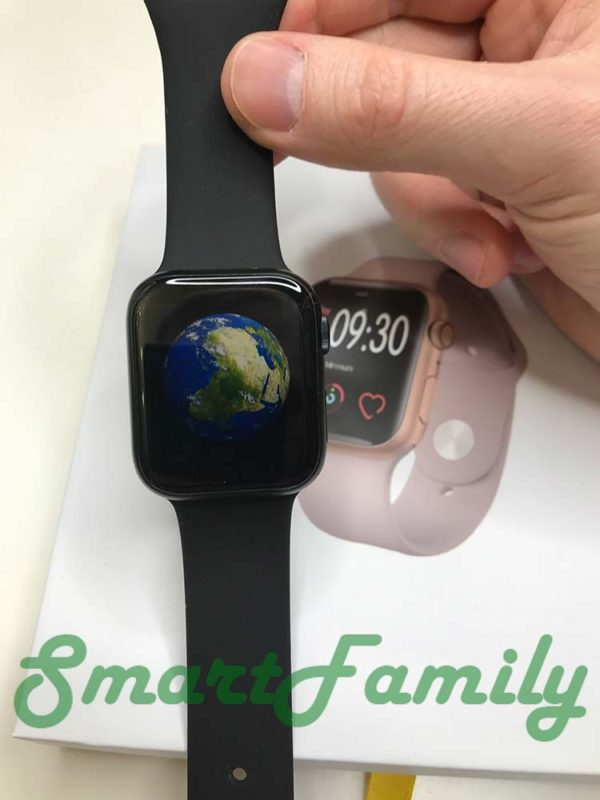 smart watch IWO 11 загрузка