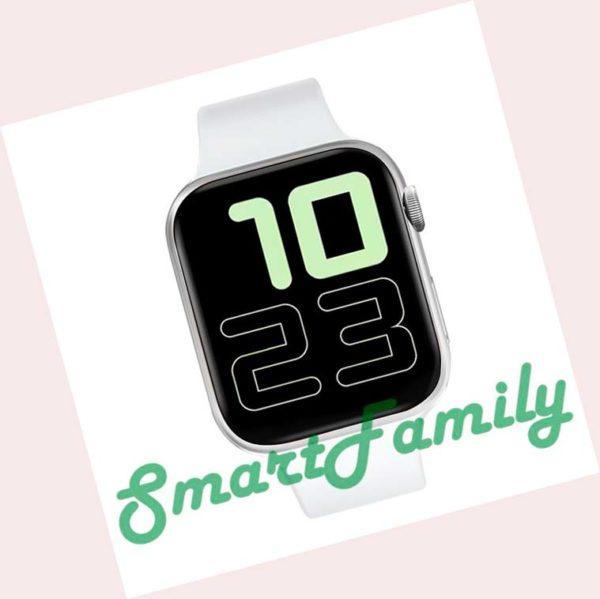 умные часы IWO 11 белые