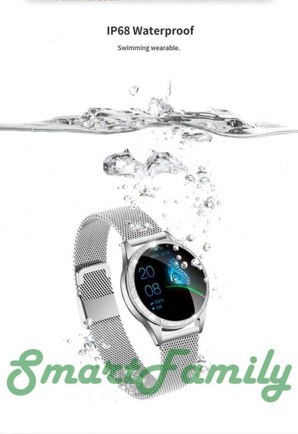 водонепроницаемые часы KW20