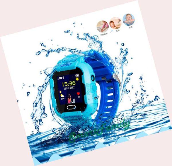часы KT12 водонепроницаемые