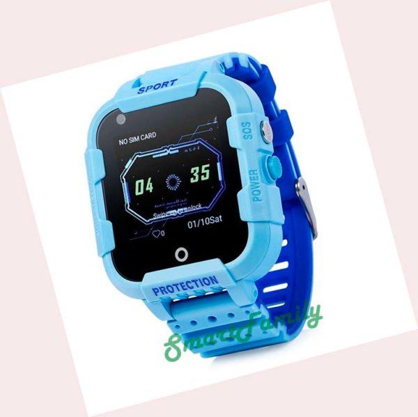 детские GPS часы KT12