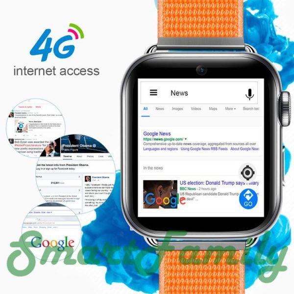 LEMFO LEM10 с интернетом 4G