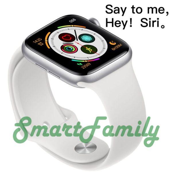 Siri часы IWO 12