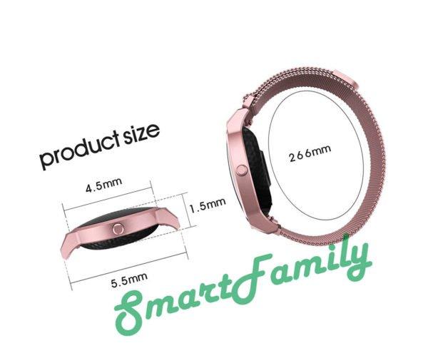 часы ELF1 размеры