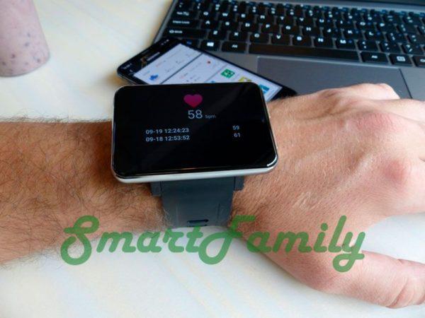 часы LEM T на руке