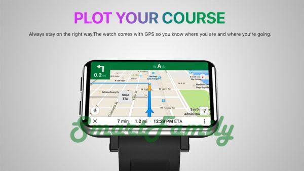 часы LEM T с GPS