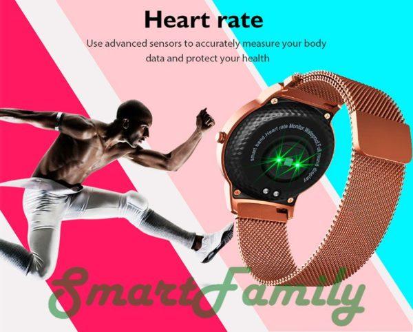 часы LEMFO ELF1 для спорта